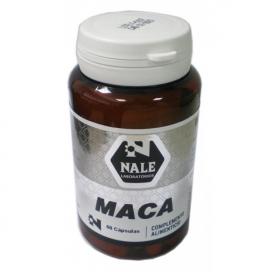 Maca 500 mgrs. 60 cápsulas Nale