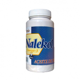 Nalekol omega 3 60 cápsulas Nale