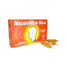 Neuromen 20 ampollas Nale