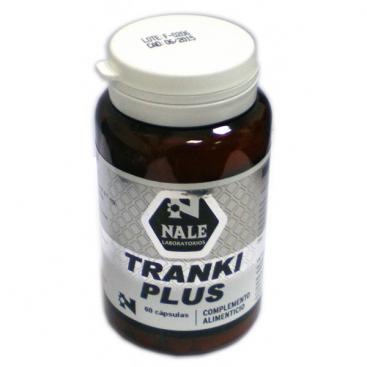 Tranki Plus 60 comprimidos Nale