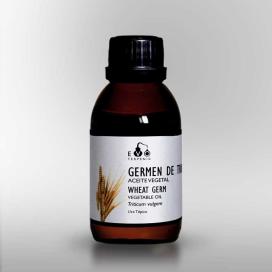 Germen de trigo aceite vegetal 100 ml. Evo - Terpenic