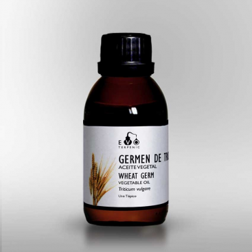 Germen de trigo aceite vegetal 100 ml. Evo - Terpenic