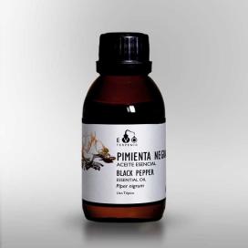 Pimienta negra aceite esencial BIO 100ml. Evo - Terpenics