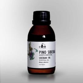 Pino Siberia aceite esencial BIO 100ml. Evo