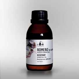 Romero alcanfor aceite esencial BIO 100ml. Evo