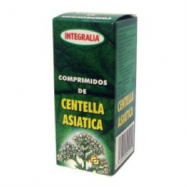 Centella asiática 60 comprimidos 500 mg. Integralia