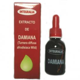 Damiana concentrado líquido 50 ml. Integralia