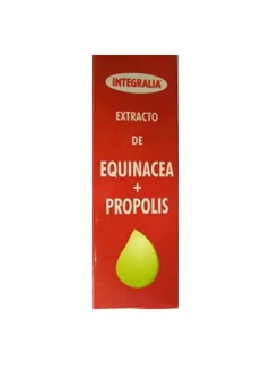 Echinácea + Própolis extracto líquido 50 ml. Integralia