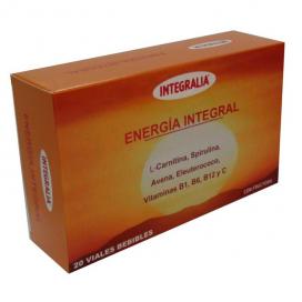 Energía integral 20 viales Integralia