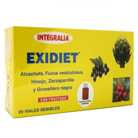 Exidiet 20 ampollas Integralia