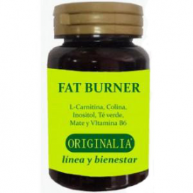 Fat burner originalia 60 cápsulas Integralia