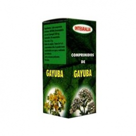 Gayuba 60 comprimidos 500 mg. Integralia