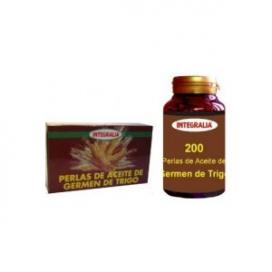Germen de trigo 90 perlas Integralia