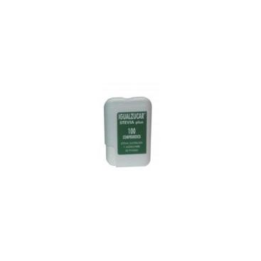 Igualzucar Stevia plus 100 comprimidos Integralia