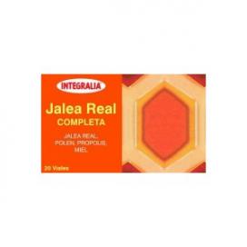 Jalea Real completa 20 ampollas Integralia