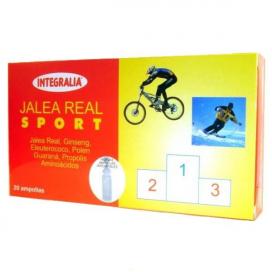 Jalea Real sport 60 capsulas Integralia