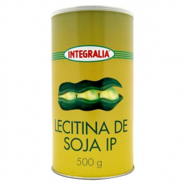Lecitina de soja IP bote 500 gr. Integralia