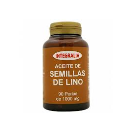 Lino 90 perlas 1000 mg. Integralia