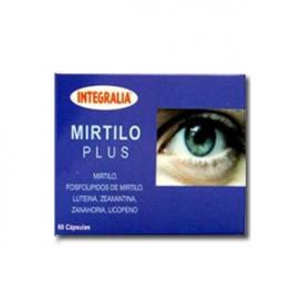 Mirtilo plus 60 cápsulas Integralia