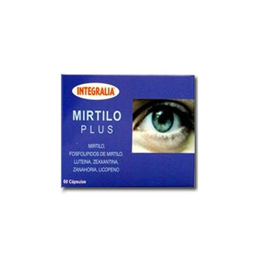 Mirtilo plus 60 cápsulas Integralia