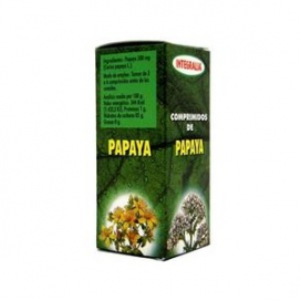 Papaya 60 comprimidos Integralia