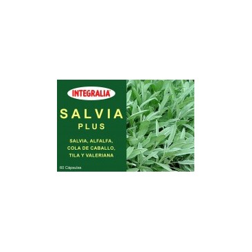 Salvia plus 60 cápsulas Integralia