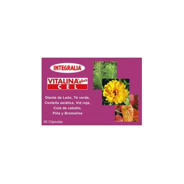 Vitalina plus cel 60 cápsulas Integralia