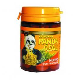 Xiongmao panda real infantil 40 comprimidos masticables Integralia