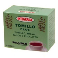 Tomillo plus soluble 20 sobres Integralia