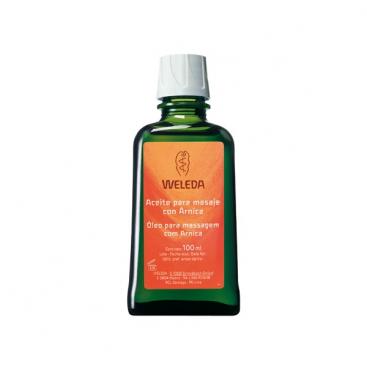 Aceite arnica masaje 100 ml Weleda