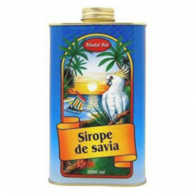 Sirope de Savia C+ de arce y palma 1 l. Madal Bal