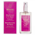 Desodorante Rosa 100 ml Weleda