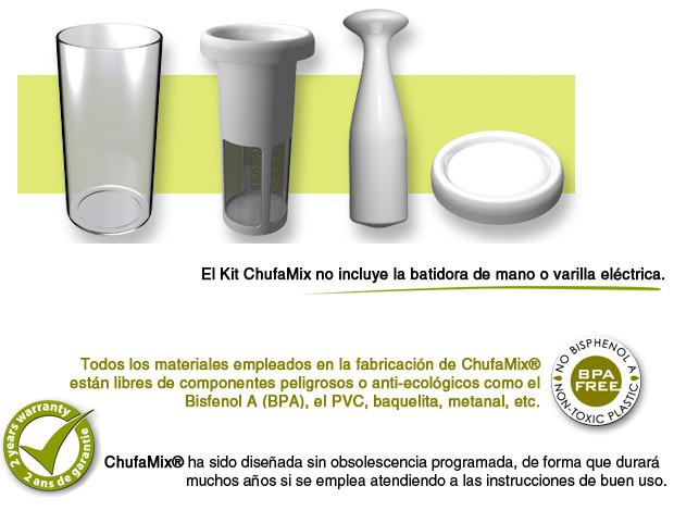 Chufamix el invento