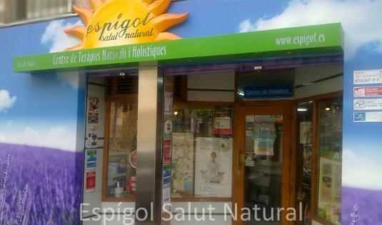 Foto fachada Espígol Salud Natural